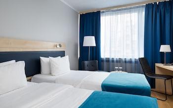 Standard Tek Büyük Veya İki Ayrı Yataklı Oda, Avlu Manzaralı