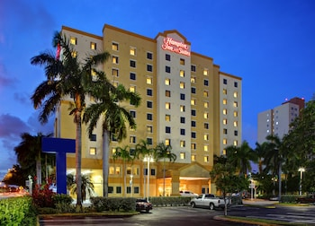 Hotel - Hampton Inn & Suites - Miami-Airport South/Blue Lagoon