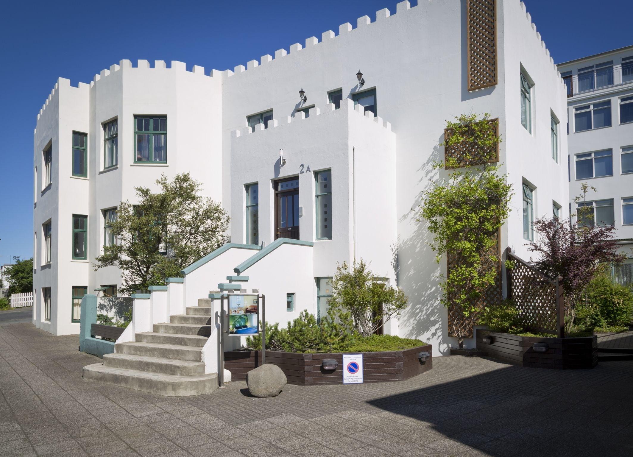Castle House Luxury Apartments