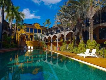 凱恩斯皇家棕櫚飯店 Palm Royale Cairns