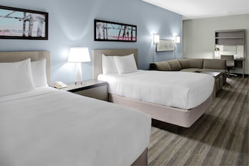 Executive Suite, 2 Double Beds