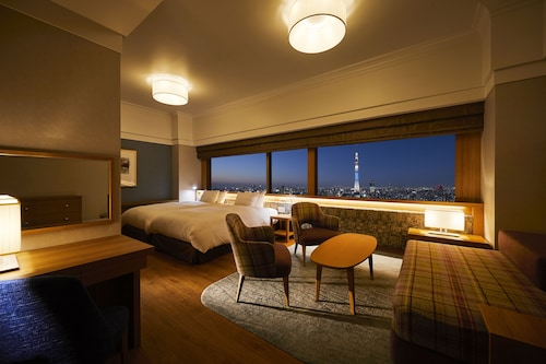 Tobu Hotel Levant Tokyo, Sumida