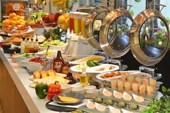 TOBU HOTEL LEVANT TOKYO Breakfast buffet