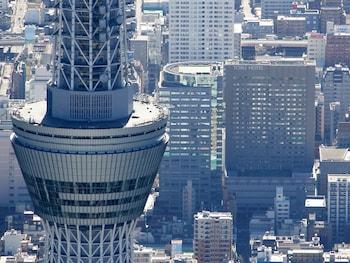 TOBU HOTEL LEVANT TOKYO Aerial View