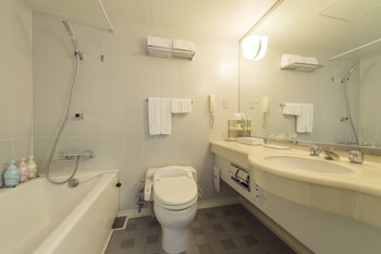 TOBU HOTEL LEVANT TOKYO Bathroom