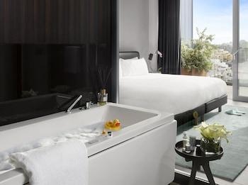 Duplex, 2 Double Beds (Suite)