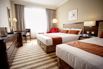 Triple Room (1 Double + 1 Single Bed)