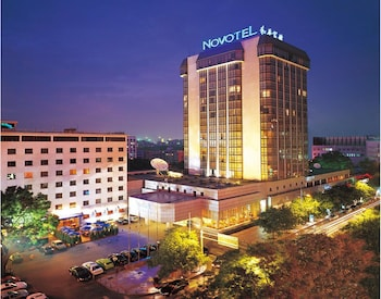 Book Novotel Beijing Peace in Beijing.