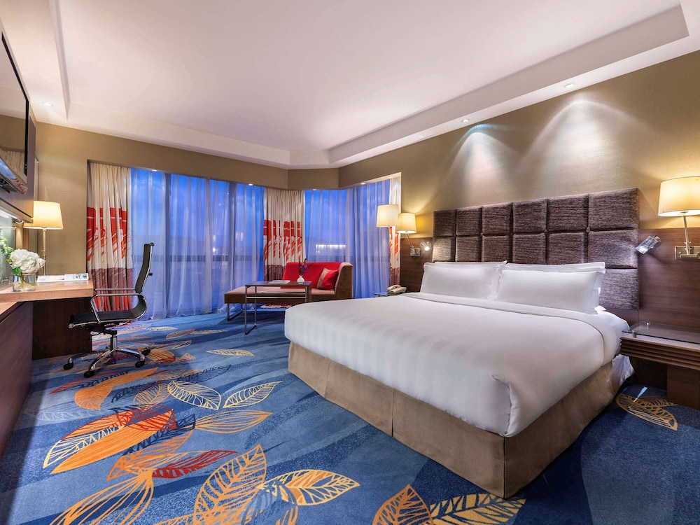 ノボテル 北京 ピース (諾富特和平賓館)