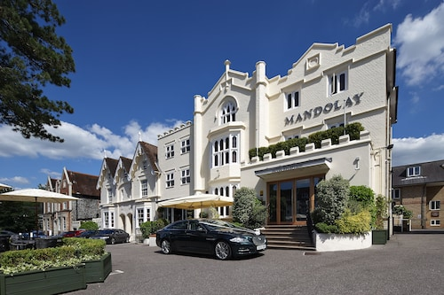 . Mandolay Hotel Guildford