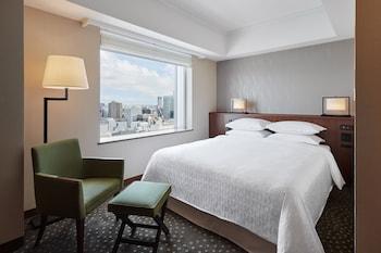 シティ ルーム ダブルベッド 1 台 禁煙 シティビュー 横浜ベイシェラトン ホテル & タワーズ