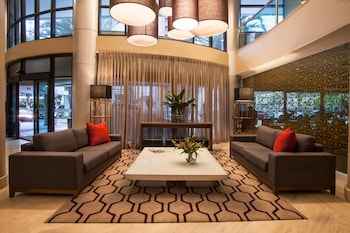 聖保羅博里尼溫德姆飯店 Wyndham Sao Paulo Berrini