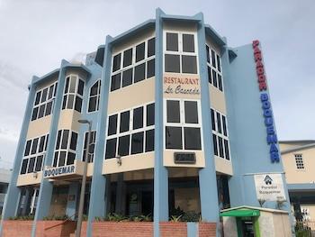 Hotel - Parador Boquemar