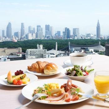 SHIBUYA EXCEL HOTEL TOKYU Breakfast buffet