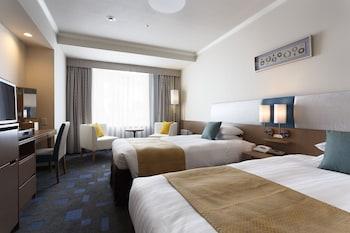 SHIBUYA EXCEL HOTEL TOKYU Room