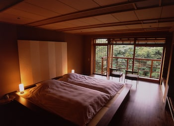 Japanese Style Suite with Spa Bath and Sauna