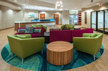 Lobby at Springhill Suites by Marriott Orlando North/Sanford in Sanford