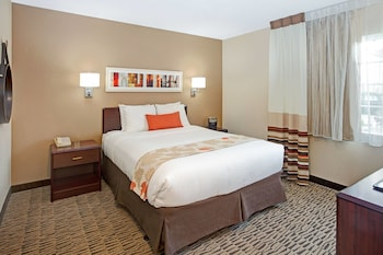 Suite, 1 Queen Bed, Accessible, Non Smoking
