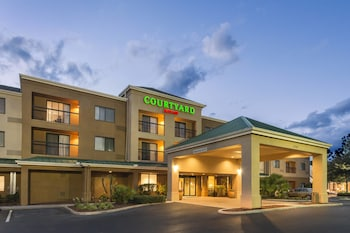 Hotel - Courtyard by Marriott Lakeland