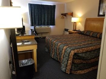 Guestroom at SureStay Hotel by Best Western Norfolk Little Creek in Norfolk