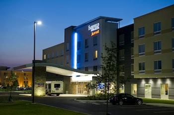 哥倫布機場 Fairfield Inn & Suites 飯店 Fairfield Inn & Suites by Marriott Columbus Airport