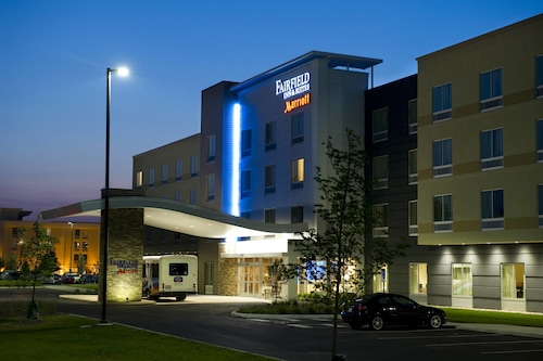 . Fairfield Inn & Suites by Marriott Columbus Airport