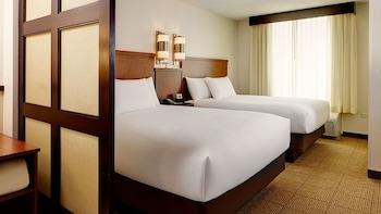 Guest Room, Oda, 2 Çift Kişilik Yatak