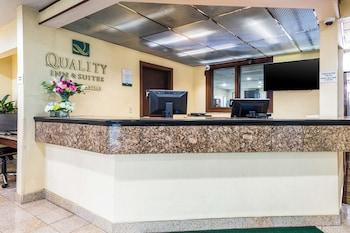 萊西 I-5 凱藝套房飯店 Quality Inn & Suites Lacey I-5