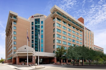 圖森大學公園萬豪飯店 Tucson Marriott University Park