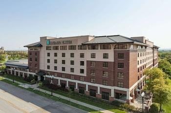 奧馬哈市區老市場大使館套房飯店 Embassy Suites Omaha - Downtown/Old Market