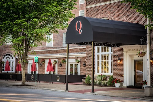 . The Queensbury Hotel