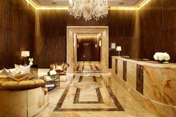 Lobby Lounge at Trump International Hotel & Tower New York in New York