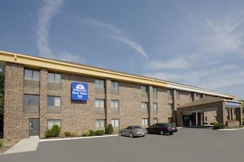 Hotel - Americas Best Value Inn McMinnville