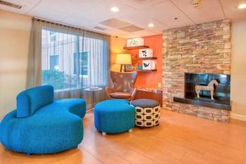 羅利克拉布特里萬豪費爾菲爾德飯店 Fairfield Inn By Marriott Raleigh Crabtree