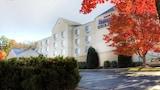 Fairfield Inn By Marriott Raleigh Crabtree