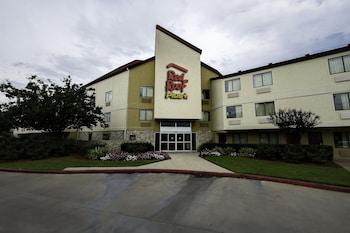 休士頓 - 能源走廊紅屋頂普拉斯飯店 Red Roof Inn PLUS+ Houston - Energy Corridor