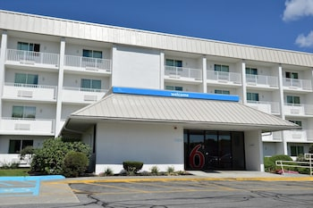 Hotel - Motel 6 Boston - Danvers