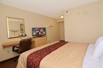 Standard Room, 1 King Bed, Accessible (Roll-in Shower, Smoke Free)