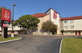 聖安東尼奧機場紅屋頂飯店 Red Roof Inn San Antonio - Airport