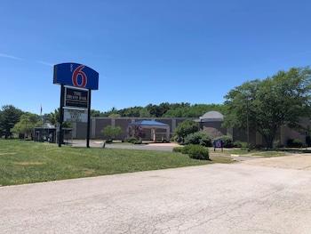 伊利諾伊史普林菲爾德 - 機場 6 號汽車旅館 Motel 6 Springfield, IL - Airport