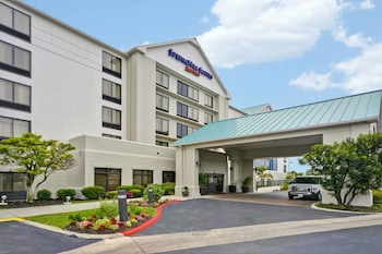 Hotel - SpringHill Suites by Marriott San Antonio Medical Center/NW