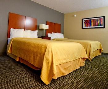 Tek Büyük Yataklı Oda, 2 Çift Kişilik Yatak, Sigara İçilmez