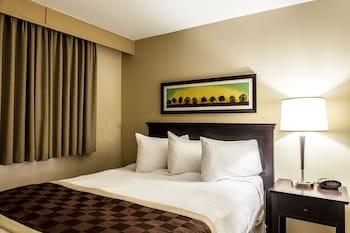 Suite, 1 Queen Bed, Non Smoking (One-Bedroom)