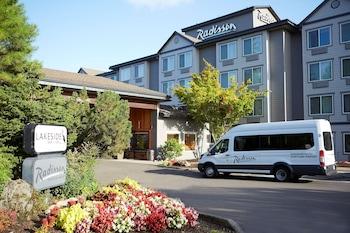 波特蘭機場拉迪森飯店 Radisson Hotel Portland Airport