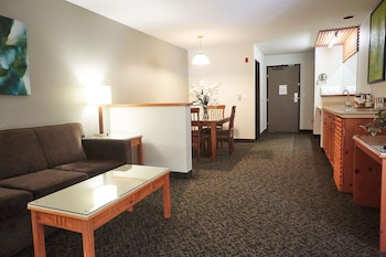 Suite, 1 King Bed, Non Smoking, Jetted Tub (Whirlpool)