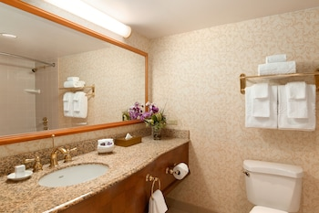Harrahs Council Bluffs Hotel & Casino - Bathroom  - #0