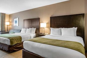 Guestroom at Comfort Inn & Suites San Diego - Zoo SeaWorld Area in San Diego