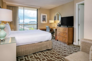 傑克遜維爾機場希爾頓逸林飯店 DoubleTree by Hilton Hotel Jacksonville Riverfront