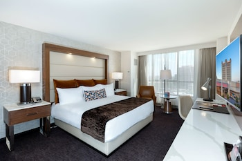 Premier Room, 1 King Bed, City View (Newly Renovated)