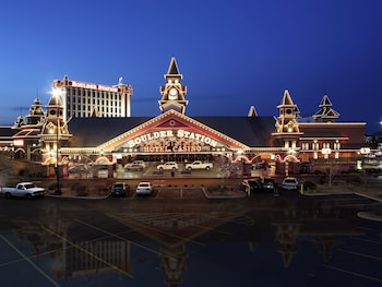 Book Boulder Station Hotel and Casino in Las Vegas.